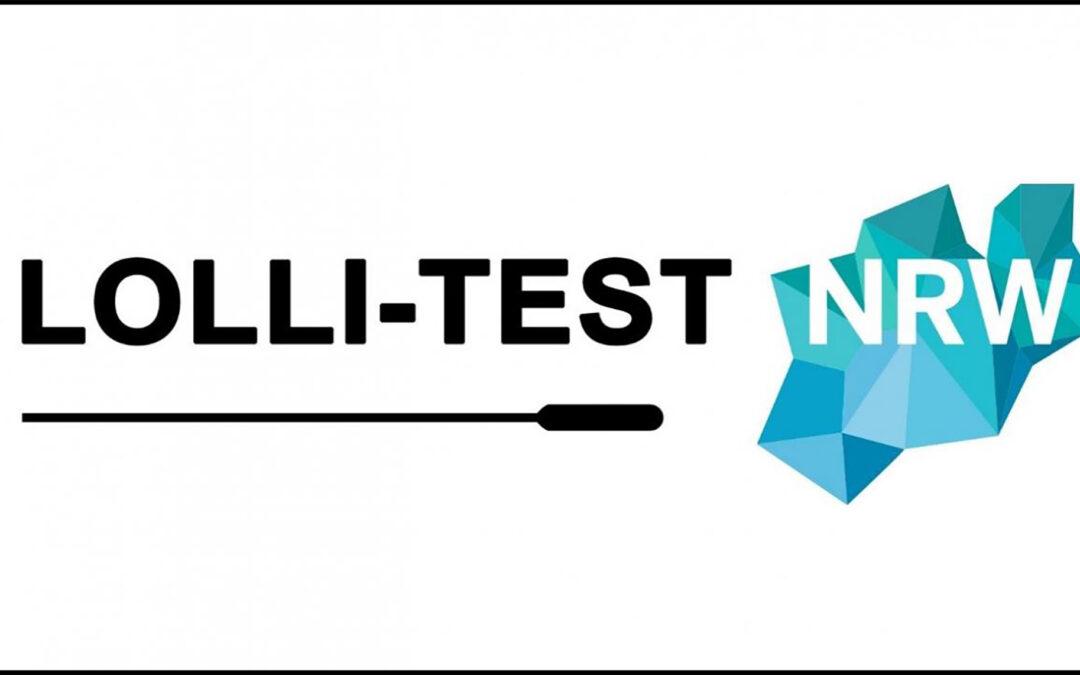 Wichtige Informationen zur Corona-Testung (Lolli-Test-Verfahren) ab 10.05.2021